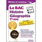 Je me teste sur... Le BAC Histoire-Géographie Terminale STG (avec logiciel d'autoévaluation)
