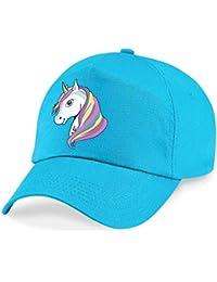 06396768 laylawson Unicorn Cap Girls Kids Baseball Hat