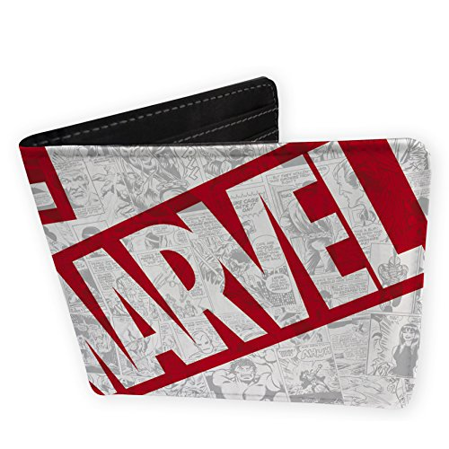 Billetera Marvel logo