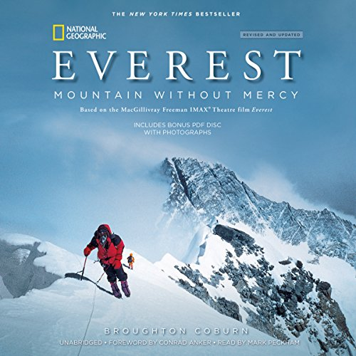 Everest, Revised & Updated Edition  Audiolibri