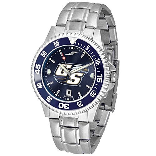 Georgia Southern Eagles-Competitor Steel AnoChrome - Color Bezel