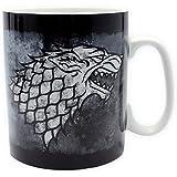Tasse 460 ml Porcelaine Avec Boîte 'Game Of Thrones' - Stark