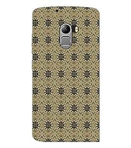 PrintDhaba Pattern D-5252 Back Case Cover for LENOVO VIBE X3 LITE (Multi-Coloured)