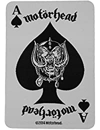 MOTORHEAD ace of spades Carte patch 10X6cm