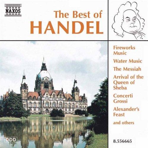 "Organ Concerto in F major, HWV 295, ""The Cuckoo and The Nightingale"" : Organ Concerto in F major: Allegro"