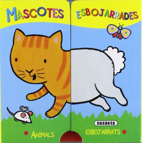 Mascotes Esbojarrades (Animals esbojarrats) por Equip Susaeta