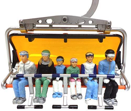 Jaegerndorfer Jaegerndorferjc54100Assis Figurines (Lot de 6)