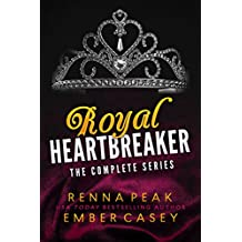 Royal Heartbreaker: The Complete Series (Royal Heartbreakers Complete Series Book 1) (English Edition)