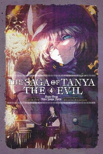 The Saga of Tanya the Evil, Vol. 4 (light novel) por Carlo Zen
