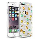 Coque iPhone 7 Plus Coque pour iPhone 7 Plus | JammyLizard | Coque transparente...