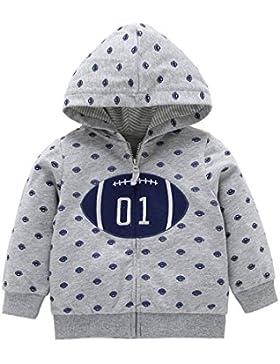 Babykleidung,GUT® Baby Boy Jungen Mädchen Neugeborene Hoodies Mantel Dicke Tops Kinder Carter Stil Oberbekleidung...