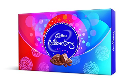 Cadbury Celebrations Assorted Chocolate Gift Pack, 168.8g