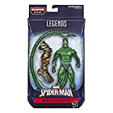 Marvel Legends - Scorpion Action Figure da Collezione 15 cm, Ispirata a Spider-Man: Far From Home - Build-a-Figure Molten Man