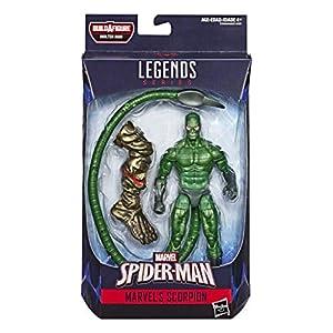 Spider-Man Infinite Legends Scorpion (Hasbro E3960CB0)