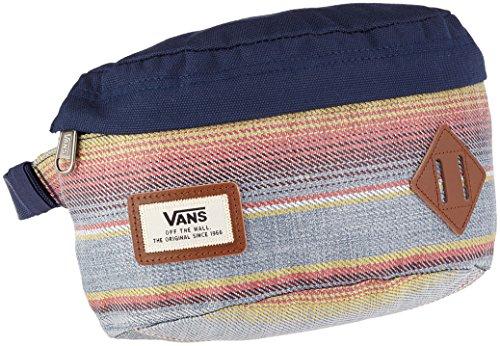 Vans Aliso Hip Pack Gürteltasche, 24 cm, 2 L, blau Mirage Rockaway Stripe