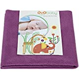 OYO Baby - Quick Dry Baby Bed Protector/Underpads / Mattress Protector/Toddlers Urine Mat (OYO @ Rani Pink, XL-(200cm X 140cm))