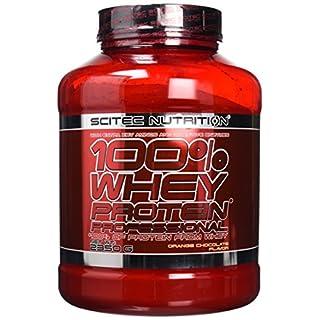 Scitec Nutrition 100% Whey Professional Protein Powder - 2350g, Orange Chocolate