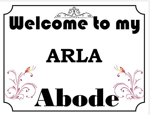 welcome-to-my-abode-arla-stile-vintage-in-metallo-4796-dimensioni-circa-400-mm-x-300-mm