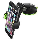 Handy Halterung für Auto–Kfz-Halterung für iPhone X/8/8S/7/7plus/6S/6Plus/5S, Galaxy S8/S7/S6/S5, Google Nexus,