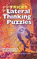 Tricky Lateral Thinking Puzzles by Paul Sloane (1999-12-31)