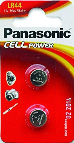 Panasonic LR44Batterie 1,5V 6Stück verwendet für Uhren und neues Produkt Taschenrechner Taschenrechner Batterie Lr44