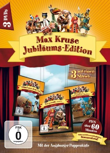 Max Kruse Jubiläumsedition (3 DVDs)