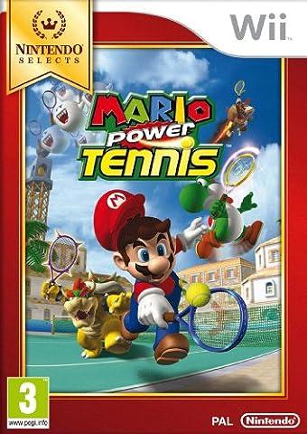 Mario Power Tennis - Nintendo Selects