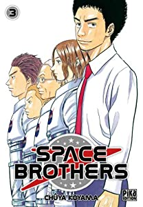 Space Brothers Edition simple Tome 3