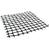 1 x Lego System Netz schwarz 10 x 10 quadratisch dickes Seil Fischer - Fang - Strick - Schnur - Netz Star Wars Fussball Tor 3302 71155