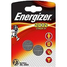 Energizer 2 Piles Lithium CR2032 3 V