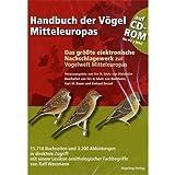Handbuch der Vögel Mitteleuropas -