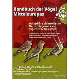 Handbuch der Vögel Mitteleuropas