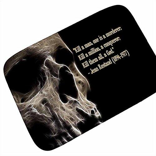LAD-I Nicht gleiten Eingang Schmutz Fallensteller Innen Draussen Fußabtreter Maschine Waschbar Barriere Fußboden Matte Geeignet zum Schlafzimmer Wohnzimmer Büro, picture4, 50 * 80cm