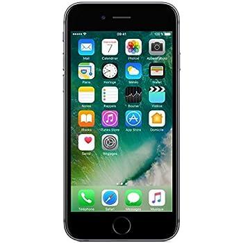 "Apple iPhone 6s Single SIM 4G 32GB Grey - Smartphones (11.9 cm (4.7""), 32 GB, 12 MP, iOS, 10, Grey)"
