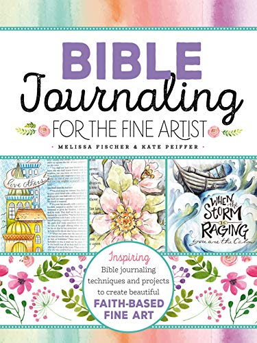 Fischer, M:  Bible Journaling for the Fine Artist