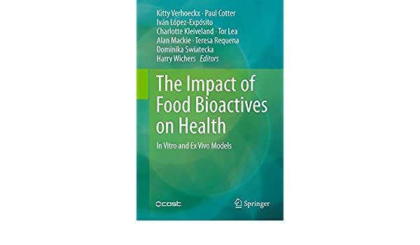 Buy The Impact of Food Bioactives on Health Book Online at