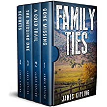 Family Ties Mystery Series Boxset: A Mystery Thriller Collection (English Edition)