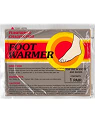 Mycoal Disposable Foot Warmers -1 pair