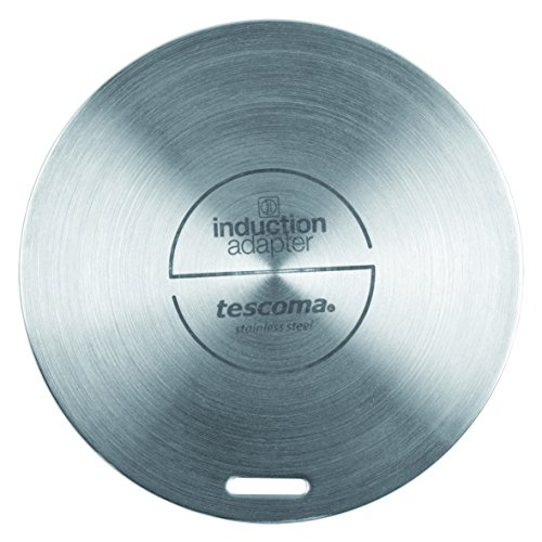 Tescoma Presto, disco adattatore per piani cottura ad induzione da 21 cm (cod. 420946) e 17 cm (cod. 420945)
