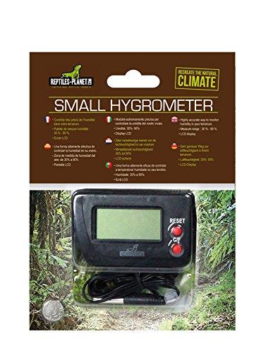 Reptiles-Planet Terarrium Hygrometer, Small Test