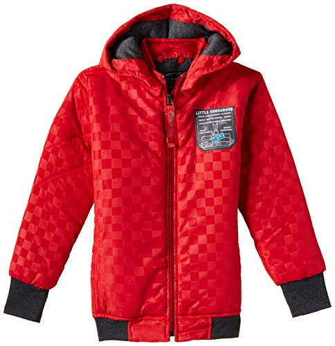Little Kangaroos Baby Boys' Jacket (3167 RED_Red_1)