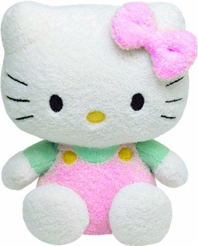 ty-peluche-beanie-babies-bonjour-kitty-rose-bleu-20-cm-code-40906