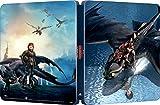 Locandina Dragon Trainer: Il Mondo Nascosto (Steelbook Limited Edition Blu-Ray + DVD) (2 Blu Ray)