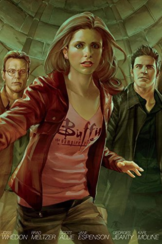 Buffy the Vampire Slayer Season 8 Library Edition Volume 4 by Karl Moline (Artist), Georges Jeanty (Artist), Scott Allie (12-Mar-2013) Hardcover