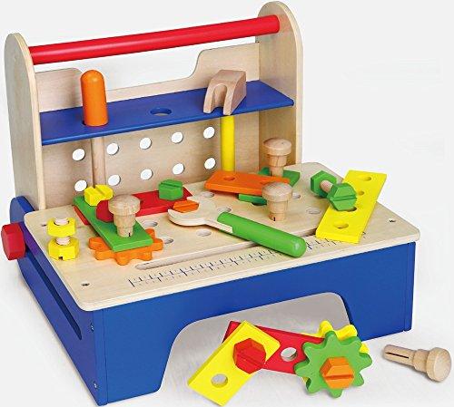 Viga Toys - Klappbare Werkzeug Box