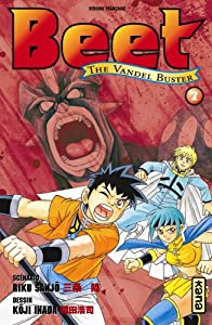 Beet the Vandel Buster Edition simple Tome 7