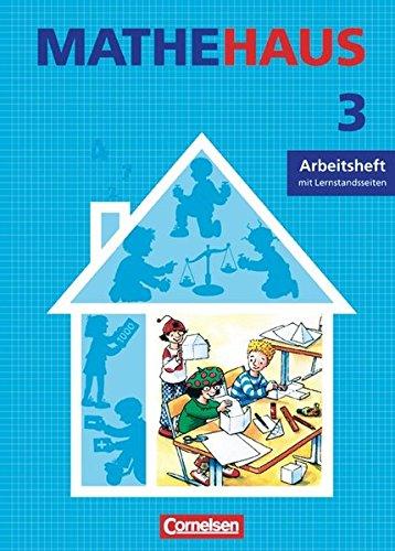 Mathehaus - Ausgabe B / 3. Schuljahr - Arbeitsheft,