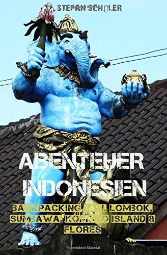 Abenteuer Indonesien: Backpacking Bali, Lombok, Sumbawa, Komodo Island & Flores