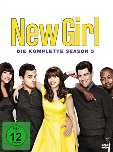 New Girl - Die komplette Season 5 [3 DVDs]