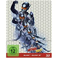 Ant-Man and the Wasp 3D Steelbook